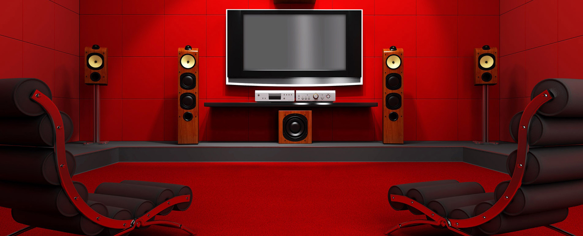 Home audio tv structured wiring internet phone - Home theater sound system design ...