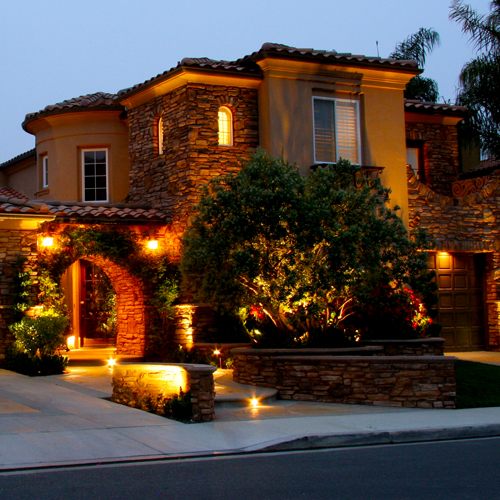 Residential Lighting Services San Diego
